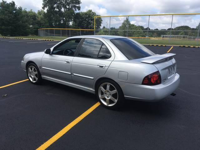 2006 Nissan Sentra Se R Spec V >> 2006 Nissan Sentra Se R Spec V 4dr Sedan In North Canton Oh