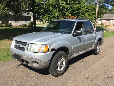2002 Ford Explorer Sport Trac for sale at Five Star Auto Group in North Canton OH