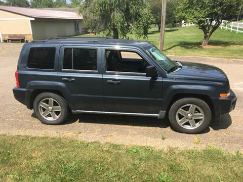 2007 Jeep Patriot for sale at Five Star Auto Group in North Canton OH