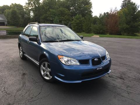 2007 Subaru Impreza for sale at Five Star Auto Group in North Canton OH