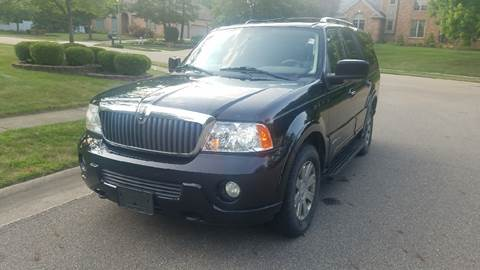 2003 Lincoln Navigator for sale at Five Star Auto Group in North Canton OH
