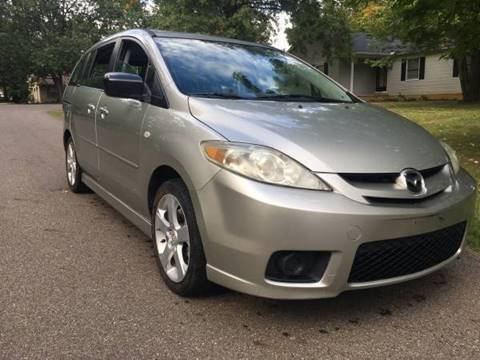 2006 Mazda MAZDA5 for sale at Five Star Auto Group in North Canton OH