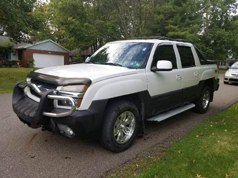 2002 Chevrolet Avalanche for sale at Five Star Auto Group in North Canton OH