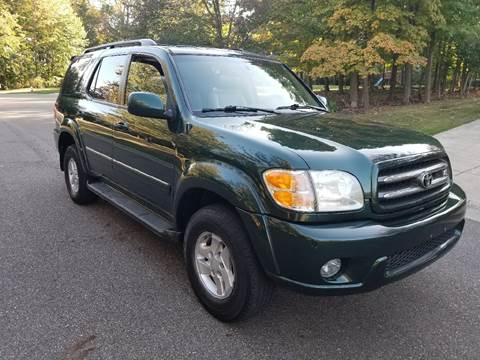 2001 Toyota Sequoia for sale at Five Star Auto Group in North Canton OH