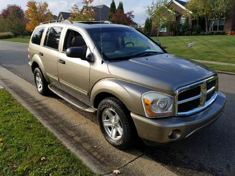2004 Dodge Durango for sale at Five Star Auto Group in North Canton OH