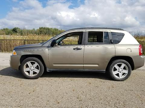 2007 Jeep Compass for sale at Five Star Auto Group in North Canton OH