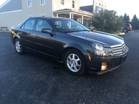 2005 Cadillac CTS for sale at Five Star Auto Group in North Canton OH