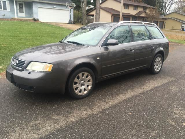 2001 audi a6 awd 2 8 avant quattro 4dr wagon in north canton oh five star auto group. Black Bedroom Furniture Sets. Home Design Ideas