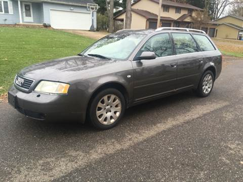 2001 Audi A6 for sale at Five Star Auto Group in North Canton OH