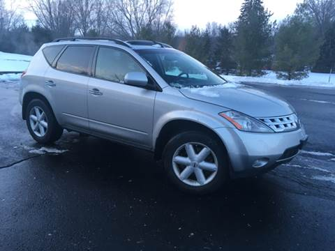 2003 Nissan Murano for sale at Five Star Auto Group in North Canton OH