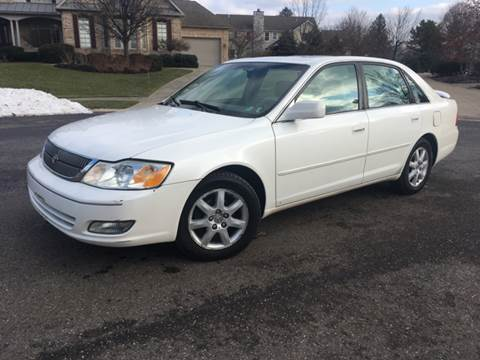 2001 Toyota Avalon for sale at Five Star Auto Group in North Canton OH