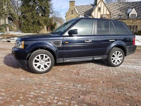 2007 Land Rover Range Rover Sport for sale at Five Star Auto Group in North Canton OH