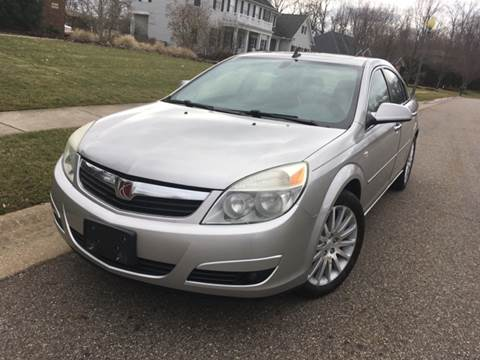 2008 Saturn Aura for sale at Five Star Auto Group in North Canton OH