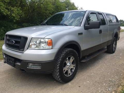 2005 Ford F-150 for sale at Five Star Auto Group in North Canton OH