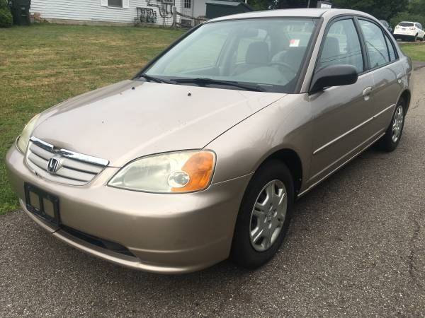 2002 Honda Civic for sale at Five Star Auto Group in North Canton OH