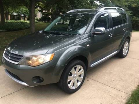 2008 Mitsubishi Outlander for sale at Five Star Auto Group in North Canton OH