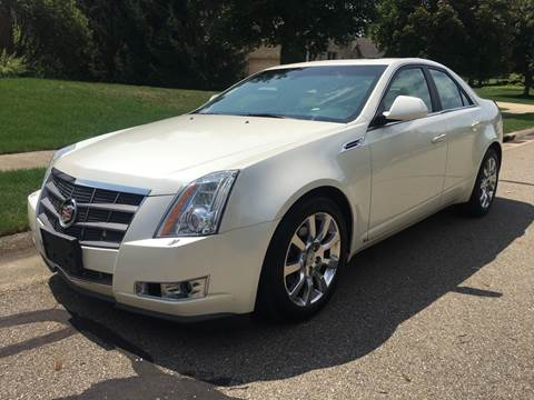 2009 Cadillac CTS for sale at Five Star Auto Group in North Canton OH