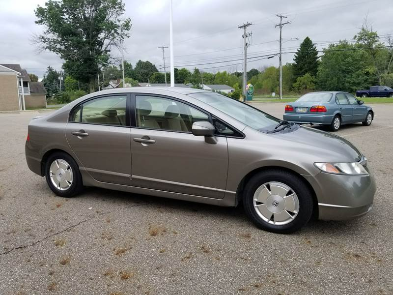 2006 Honda Civic for sale at Five Star Auto Group in North Canton OH