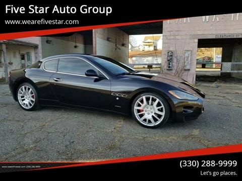 2009 Maserati GranTurismo for sale in North Canton, OH