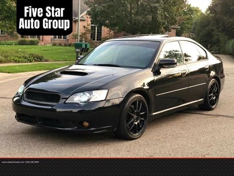 2005 Subaru Legacy For Sale Carsforsale