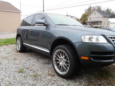 2005 Volkswagen Touareg for sale at Five Star Auto Group in North Canton OH