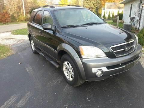 2004 Kia Sorento for sale at Five Star Auto Group in North Canton OH