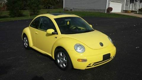 2002 Volkswagen New Beetle for sale at Five Star Auto Group in North Canton OH