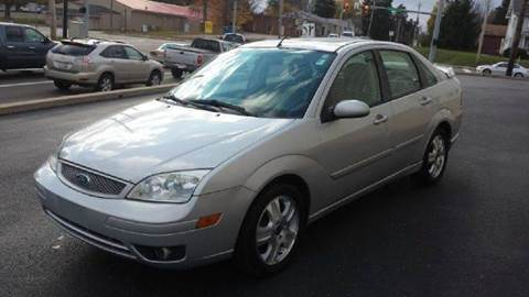 2005 Ford Focus for sale at Five Star Auto Group in North Canton OH