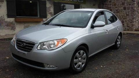 2008 Hyundai Elantra for sale at Five Star Auto Group in North Canton OH