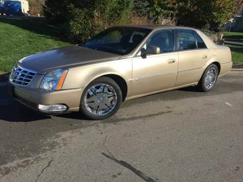 2006 Cadillac DTS for sale at Five Star Auto Group in North Canton OH