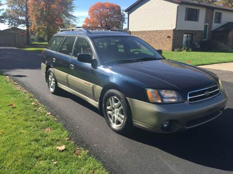 2002 Subaru Outback for sale at Five Star Auto Group in North Canton OH