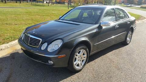 2004 Mercedes-Benz E-Class for sale at Five Star Auto Group in North Canton OH