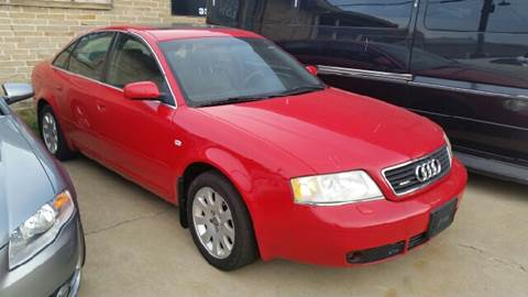 1999 Audi A6 for sale at Five Star Auto Group in North Canton OH