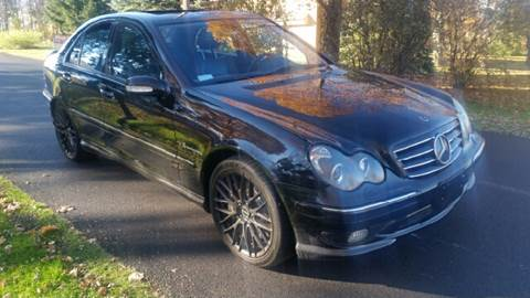 2002 Mercedes-Benz C-Class for sale at Five Star Auto Group in North Canton OH