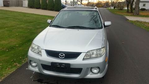 2002 Mazda Protege5 for sale at Five Star Auto Group in North Canton OH