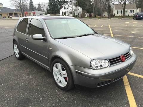 2004 Volkswagen GTI for sale at Five Star Auto Group in North Canton OH