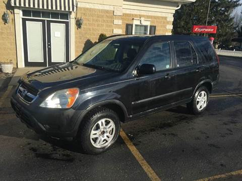 2002 Honda CR-V for sale at Five Star Auto Group in North Canton OH