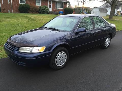 1999 Toyota Camry for sale at Five Star Auto Group in North Canton OH