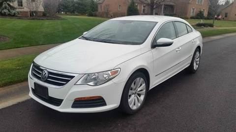 2012 Volkswagen CC for sale at Five Star Auto Group in North Canton OH