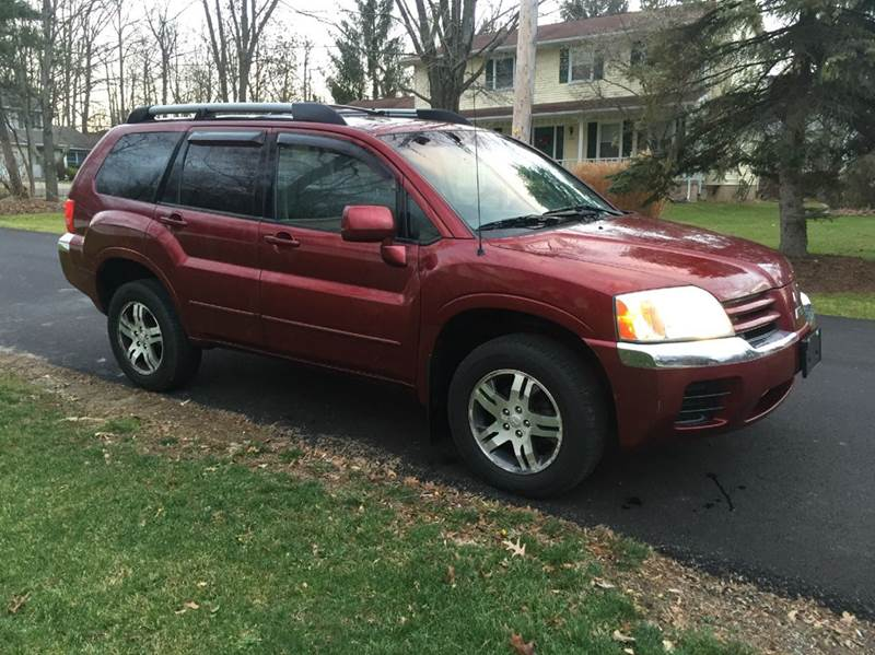 2004 Mitsubishi Endeavor Xls Awd 4dr Suv In North Canton Oh Five