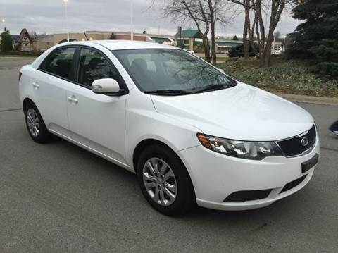 2010 Kia Forte for sale at Five Star Auto Group in North Canton OH
