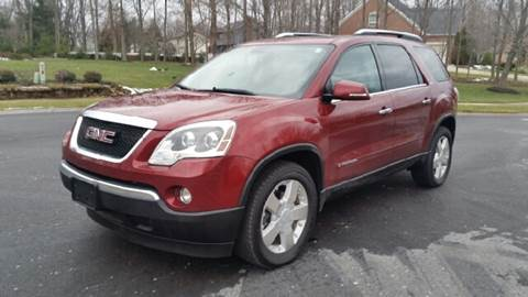 2008 GMC Acadia for sale at Five Star Auto Group in North Canton OH
