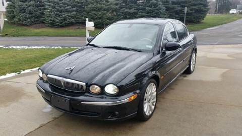 2003 Jaguar X-Type for sale at Five Star Auto Group in North Canton OH