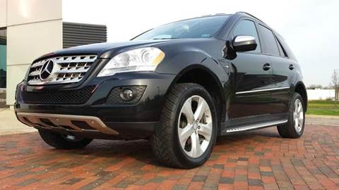 2009 Mercedes-Benz ML350 for sale at Five Star Auto Group in North Canton OH