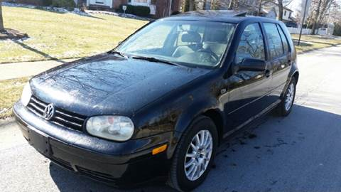 2004 Volkswagen Golf for sale at Five Star Auto Group in North Canton OH