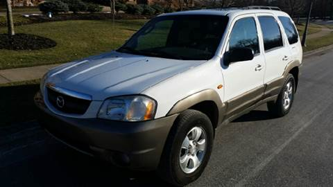 2002 Mazda Tribute for sale at Five Star Auto Group in North Canton OH