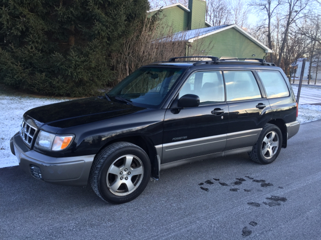 2000 subaru forester s awd 4dr wagon in north canton oh five star auto group. Black Bedroom Furniture Sets. Home Design Ideas