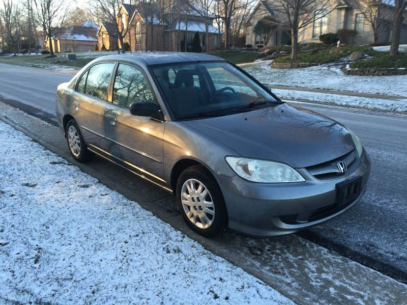 2004 Honda Civic for sale at Five Star Auto Group in North Canton OH