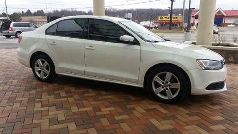 2012 Volkswagen Jetta for sale at Five Star Auto Group in North Canton OH