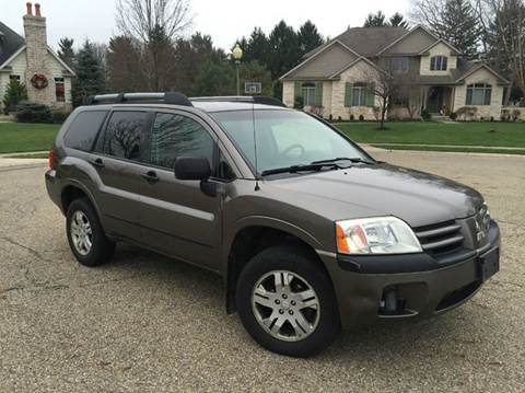 2004 Mitsubishi Endeavor for sale at Five Star Auto Group in North Canton OH